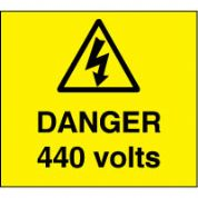 Warn101 - Danger 440 Volts 3